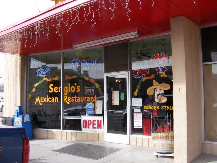 12. Sergio's Mexican Restaurant - Elko