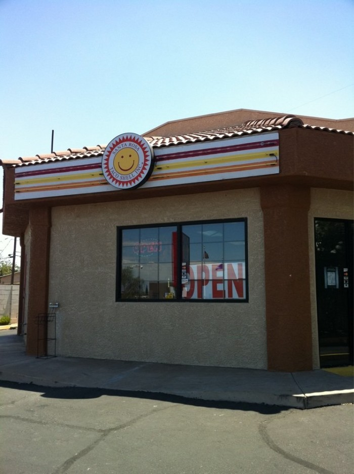 6. Santa Rosa Taco Shop - Henderson