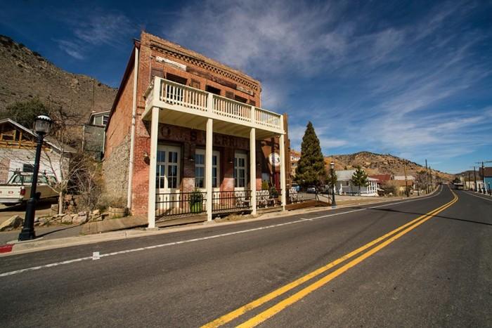 9. Cafe Del Rio - Virginia City