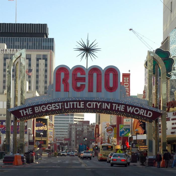 2. Reno Arch - Into the Wild (2007)