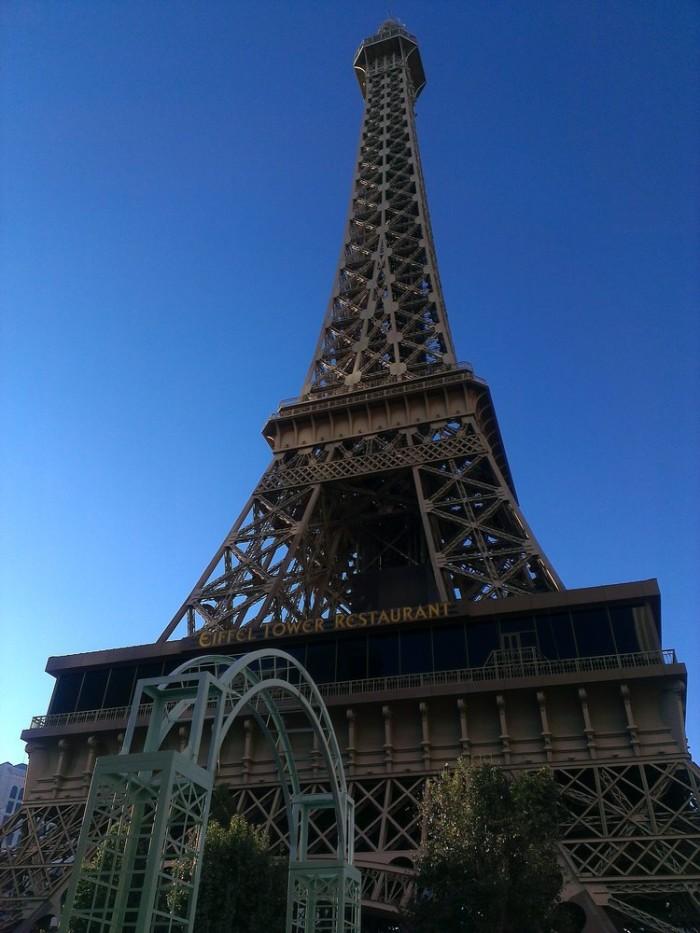 4. Eiffel Tower Restaurant - Las Vegas, NV