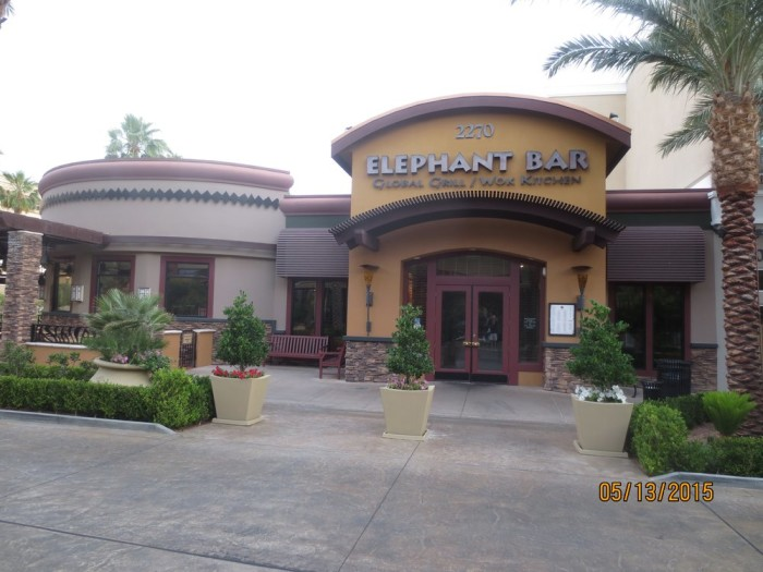 7. Elephant Bar Restaurant - Henderson, NV
