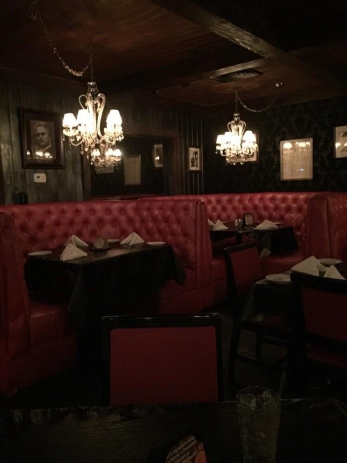 9. Capo's Restaurant & Speakeasy - Las Vegas, NV