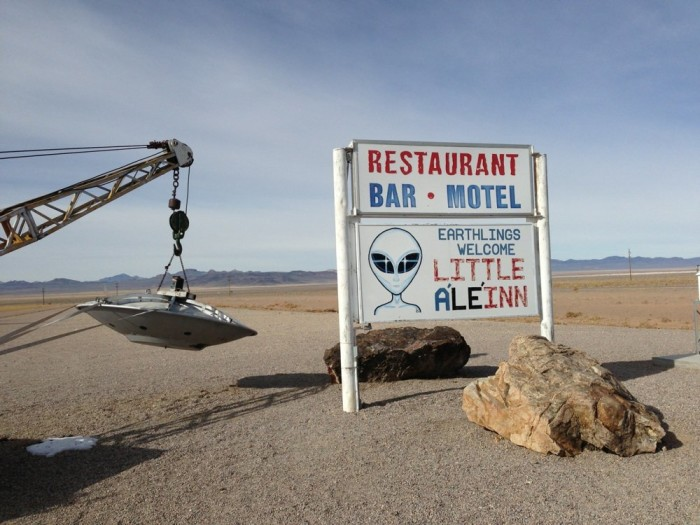 3. Little A'Le'Inn Restaurant & Bar - Rachel, NV