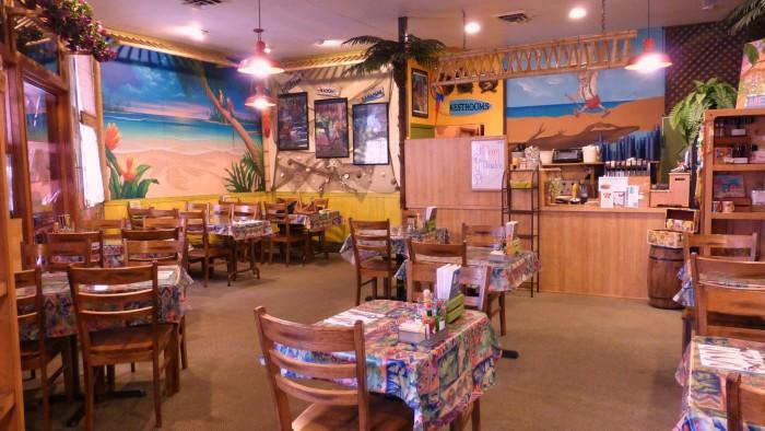 5. Mom & Pop's Diner - Carson City, NV