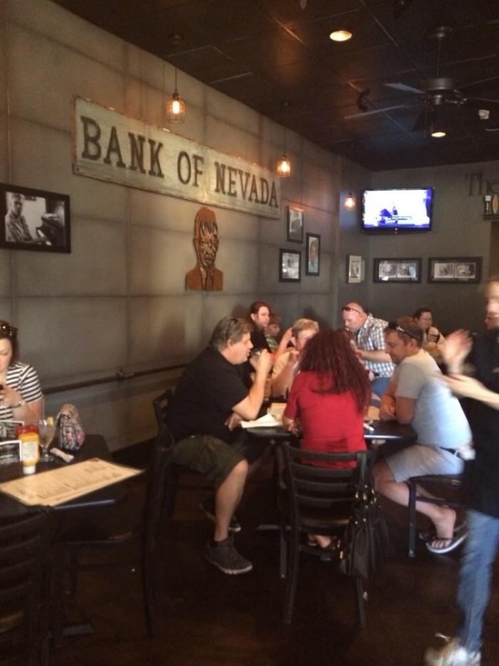 Bar Restaurant Le Westie Bar