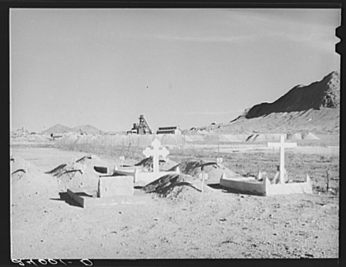 "1. ""Cemetery. Tonopah, Nevada"""