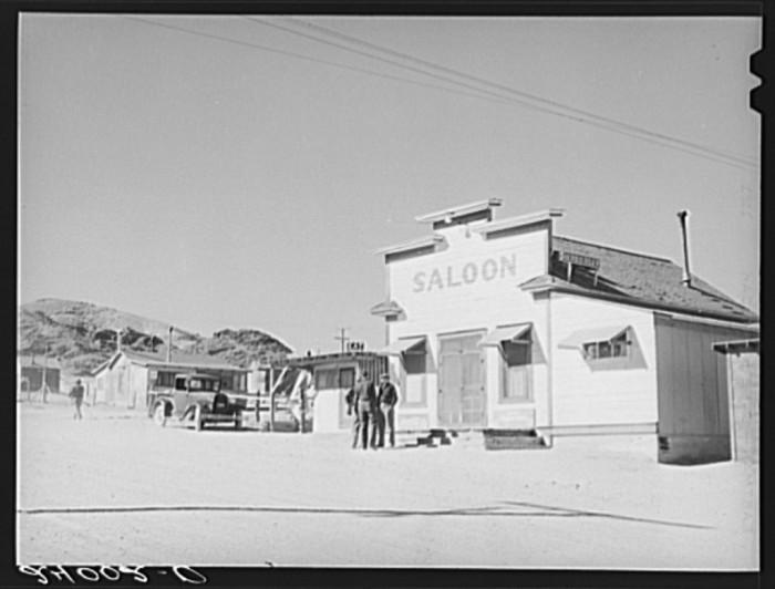 "2. ""Street in Silver Peak, Nevada"""
