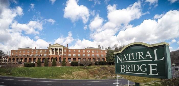 6. Natural Bridge Hotel, Natural Bridge