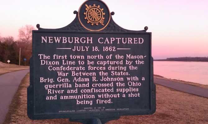 5. Newburgh (Current Population: 3,315)