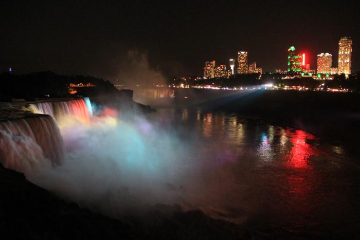 10. Niagara Falls