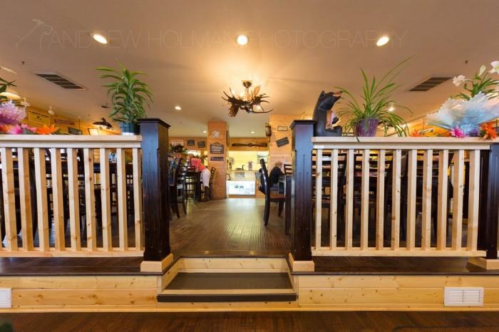 8) Noisy Goose Cafe in Palmer