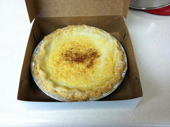 Nordmann's Pie