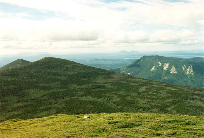 5. North Brother Mountain, Piscataquis County: 4,150 feet