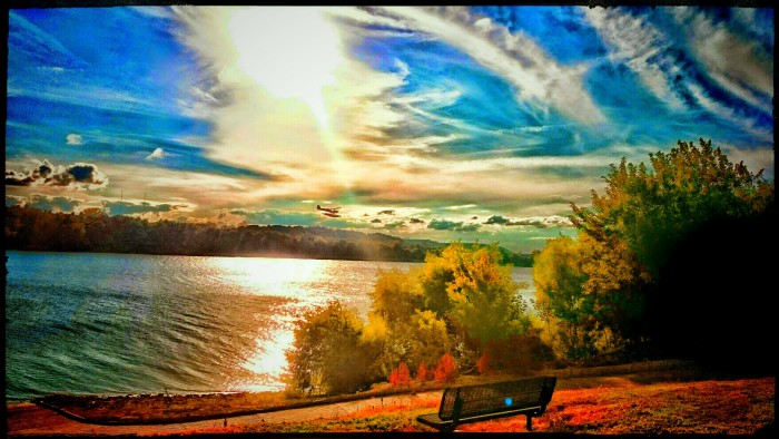15. Hawesville really makes the Ohio River look breathtaking though.