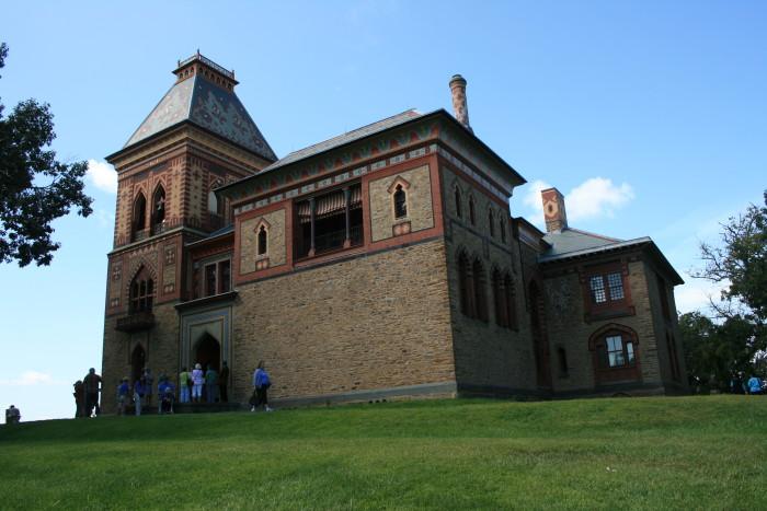 7. Olana Historic Site, Hudson