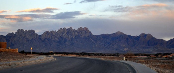 12. The Organ Mountains-Desert Peaks in Las Cruces became a national monument in 2014. It's easy to see why.