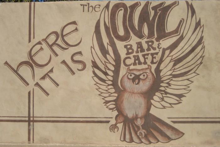 9. Owl Bar & Cafe