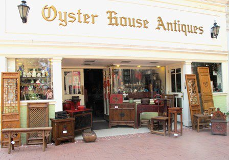 6. Oyster House Antiques, Charlottesville