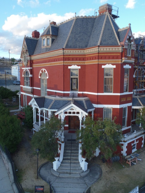 9. Copper King Mansion, Butte