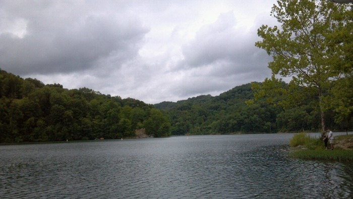 2. Paintsville Lake State Park