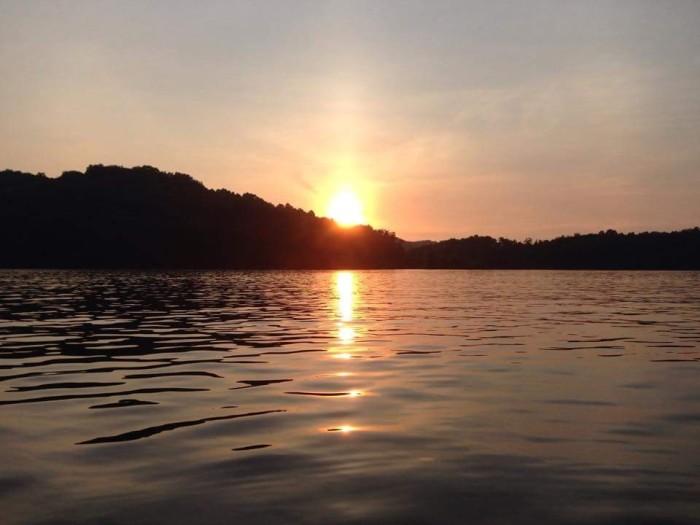 Paintsville Lake State Park.