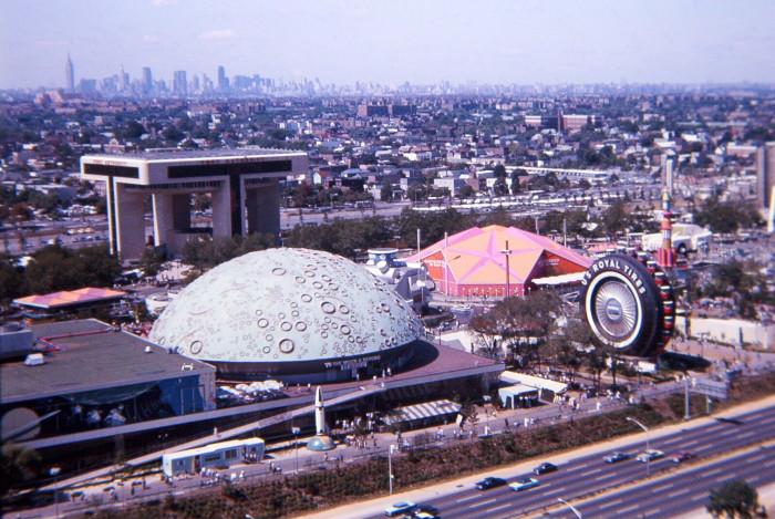6. 1964 New York World's Fair