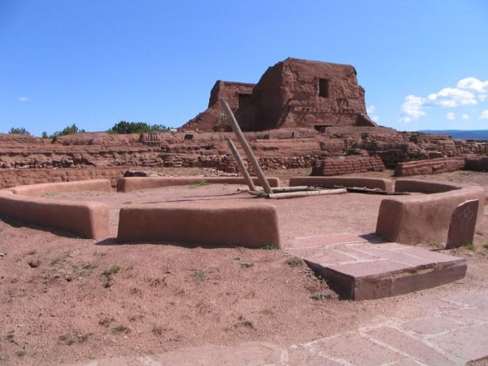 4. Pecos National Historical Park