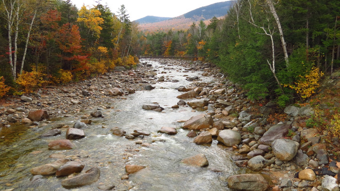 18. The Pemigewasset River, Lincoln