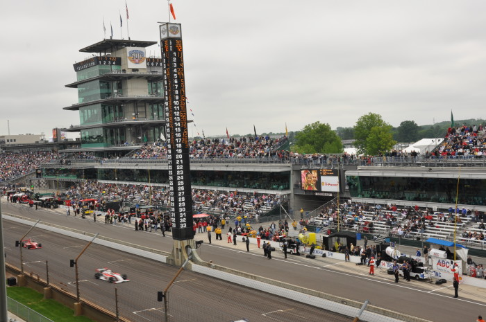 8. What's the big deal about the Indy 500?