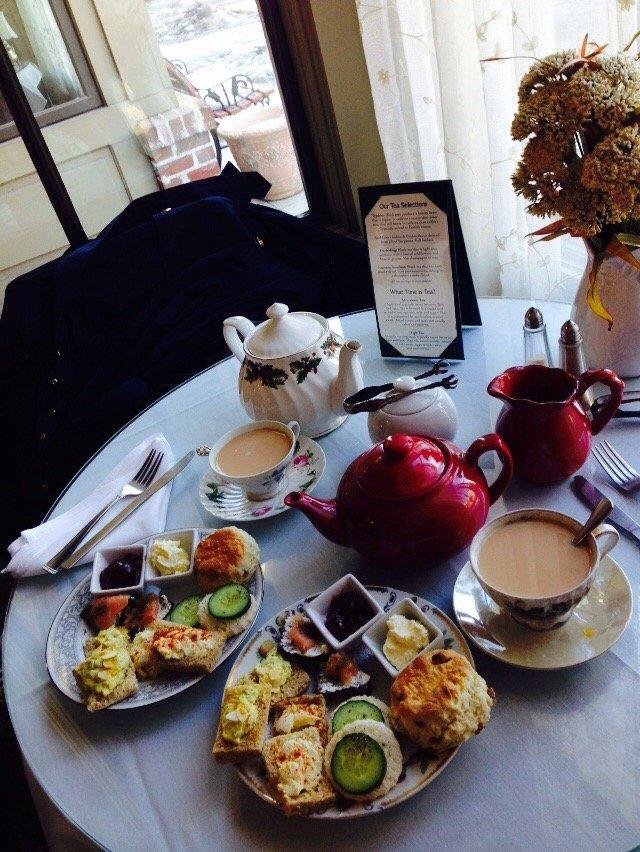 Ploughcroft tea