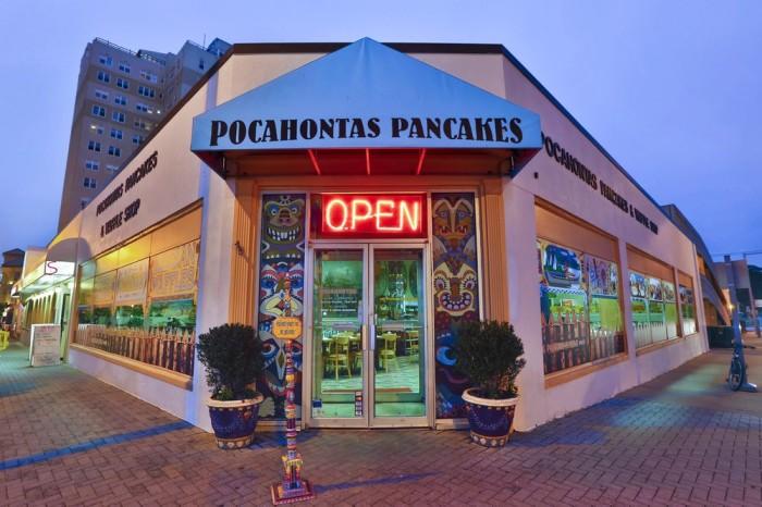 9. Pocahontas Pancake House, Virginia Beach