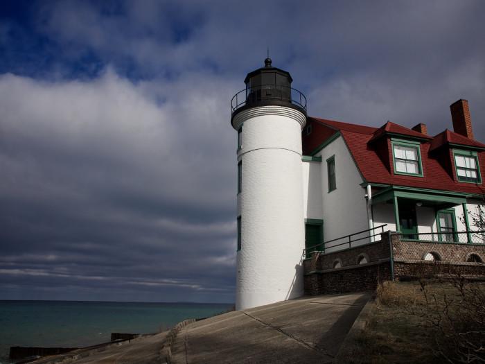 5) Point Betsie Lighthouse