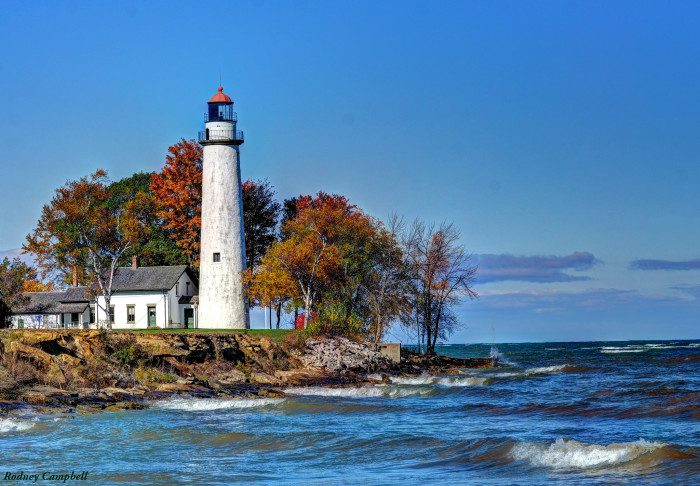 4) Pointe Aux Barques Lighthouse