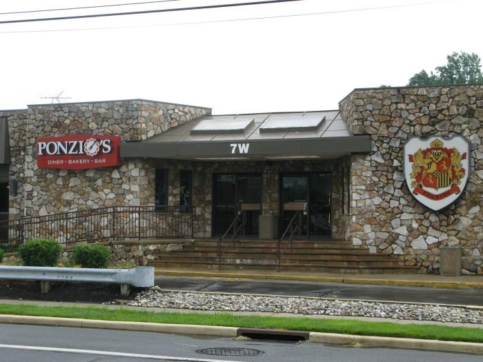 15. Ponzio's Diner, Cherry Hill