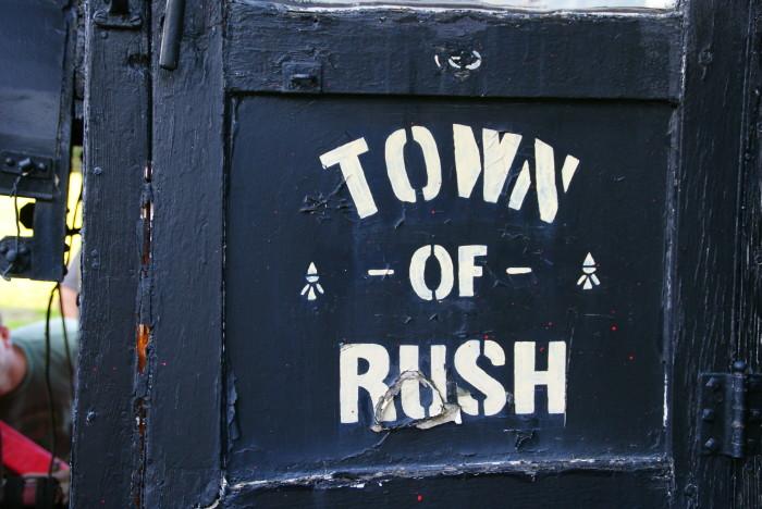 7. Rush