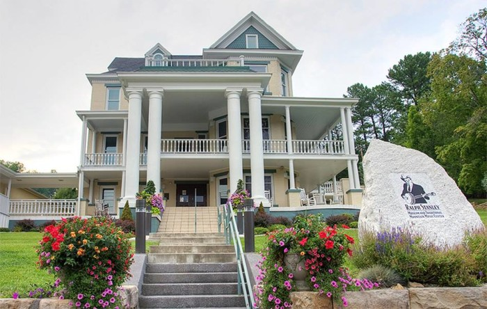 1. Ralph Stanley Museum and Traditional Mountain Music Center, Clintwood