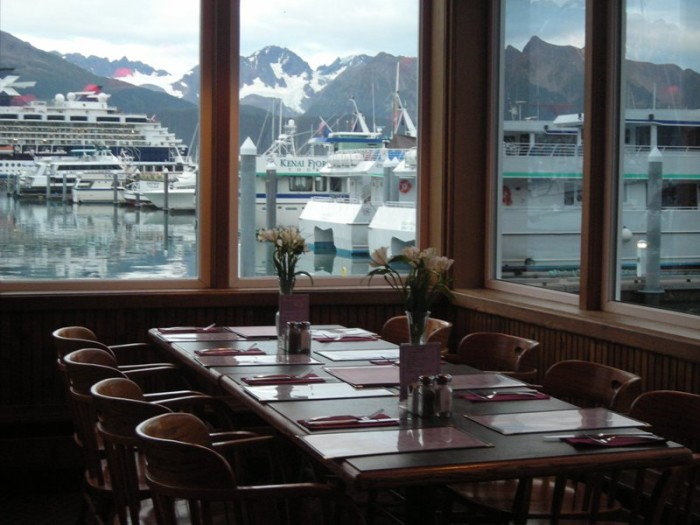 9) Ray's Waterfront in Seward