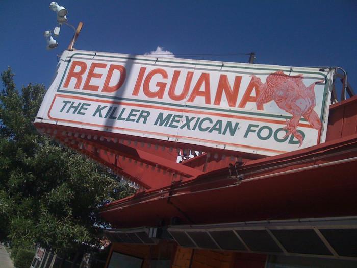 12. Red Iguana, Salt Lake City