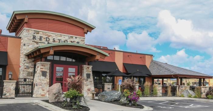 22. Redstone American Grill, Marlton
