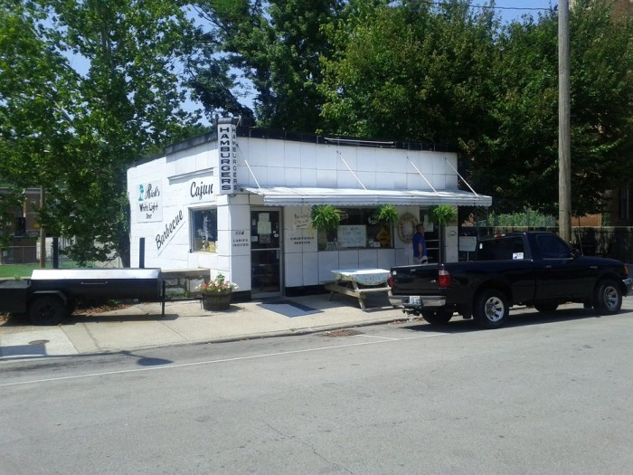10. Rick's White Light Diner