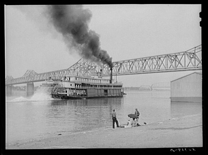 11. Riverboat
