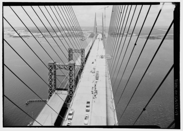 8. Sidney Lanier Bridge 1956