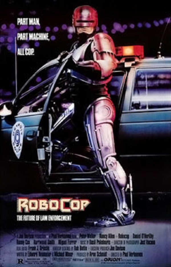 2) Getting mad when you learned that RoboCop was not actually filmed in Michigan