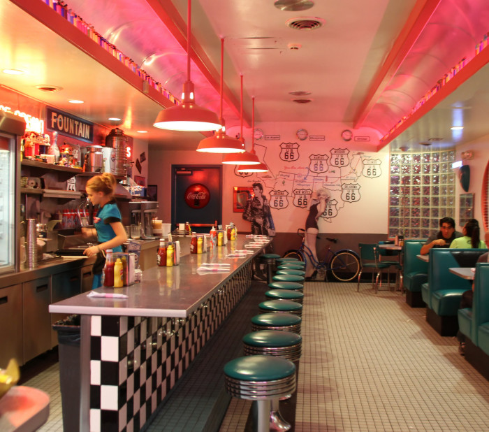7. Route 66 Diner