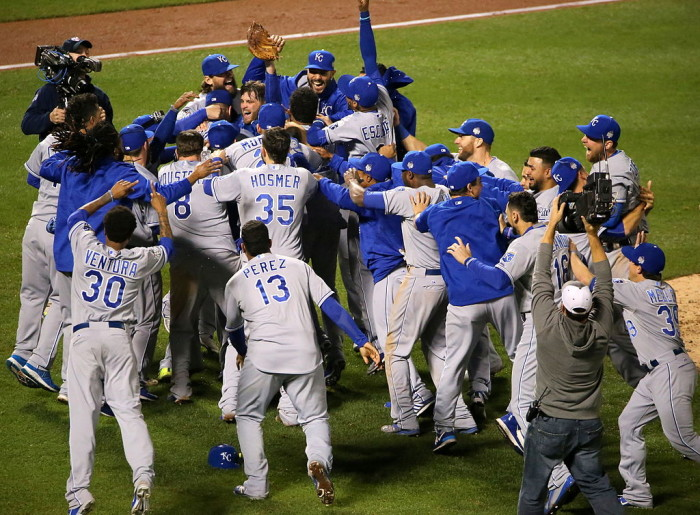 10. Who won the World Series?
