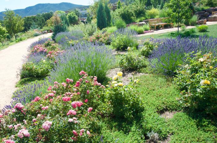 Santa Fe Botanic Garden