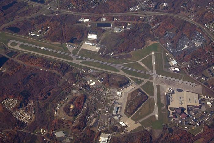 12. Stewart International Airport