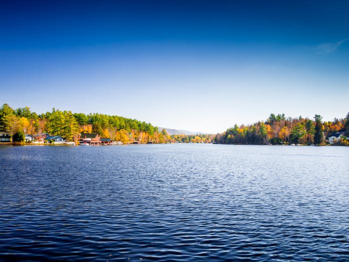 8. Saranac Lake