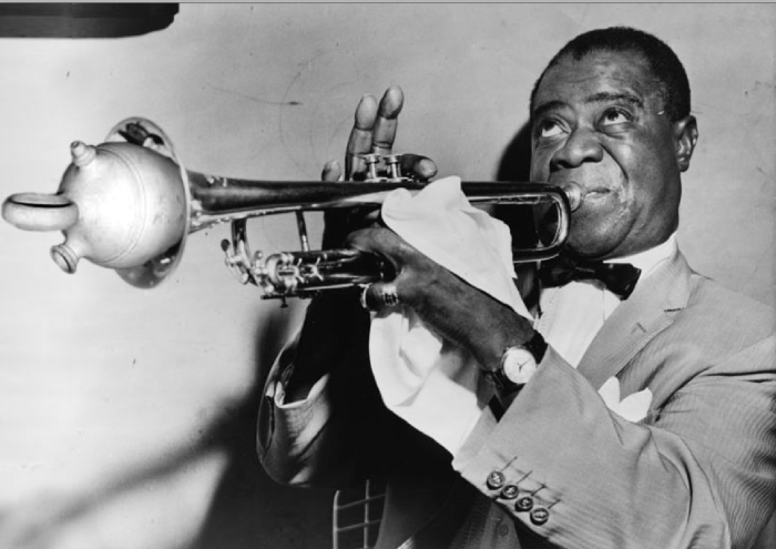 2. Telling someone from Louisiana that you don't like Louis Armstrong. What's wrong with you?